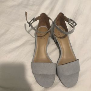 Naturalizer Light Blue small heeled shoes